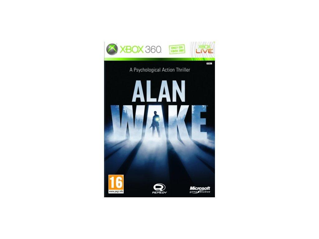 X360 Alan Wake