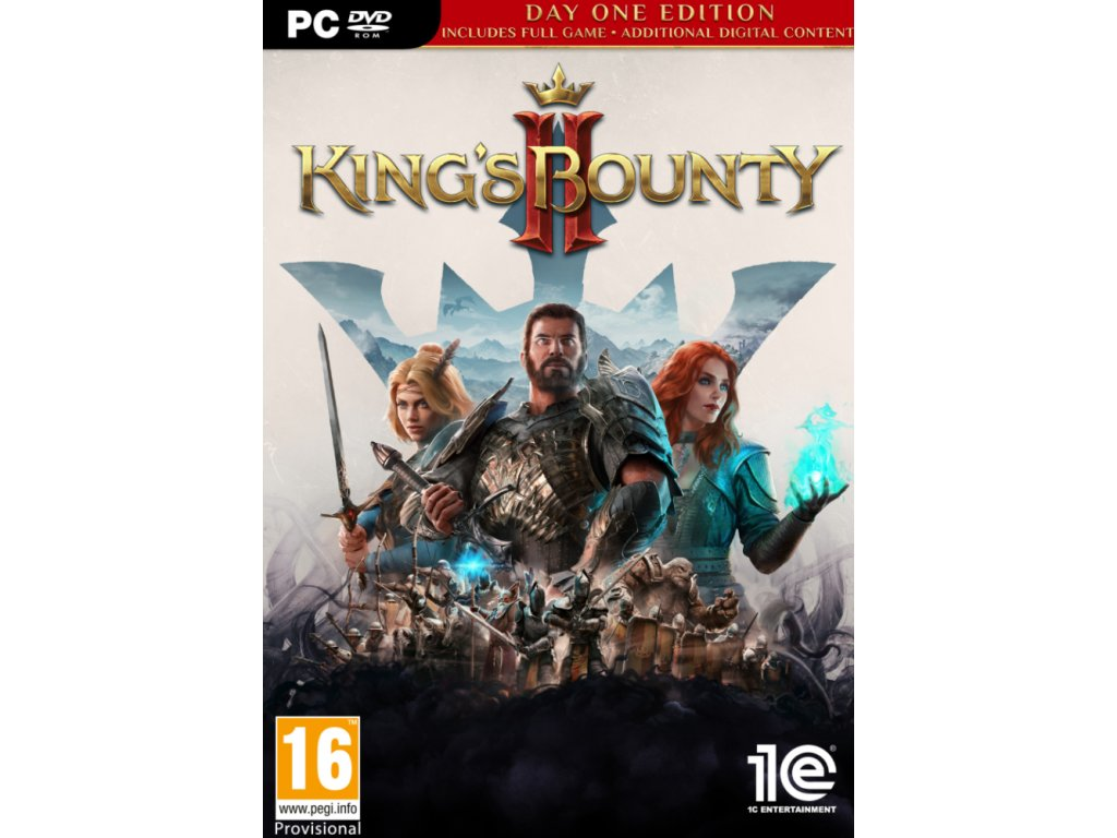 PC Kings Bounty 2 Day One Edition