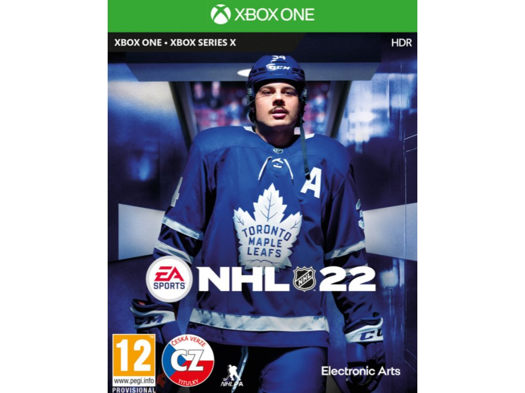 XONE XSX NHL 22
