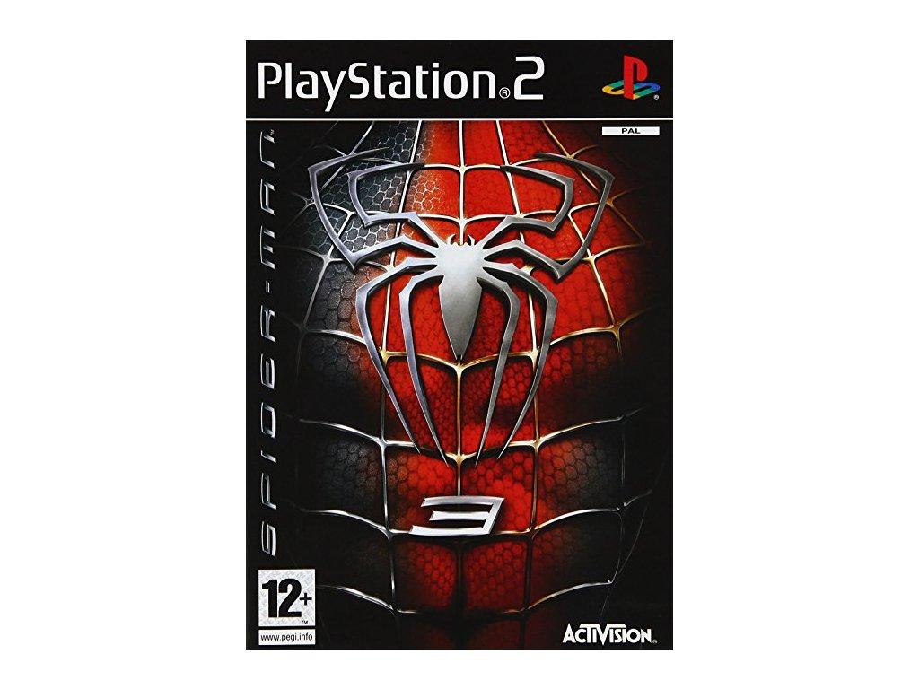 PS2 Spider-Man 3