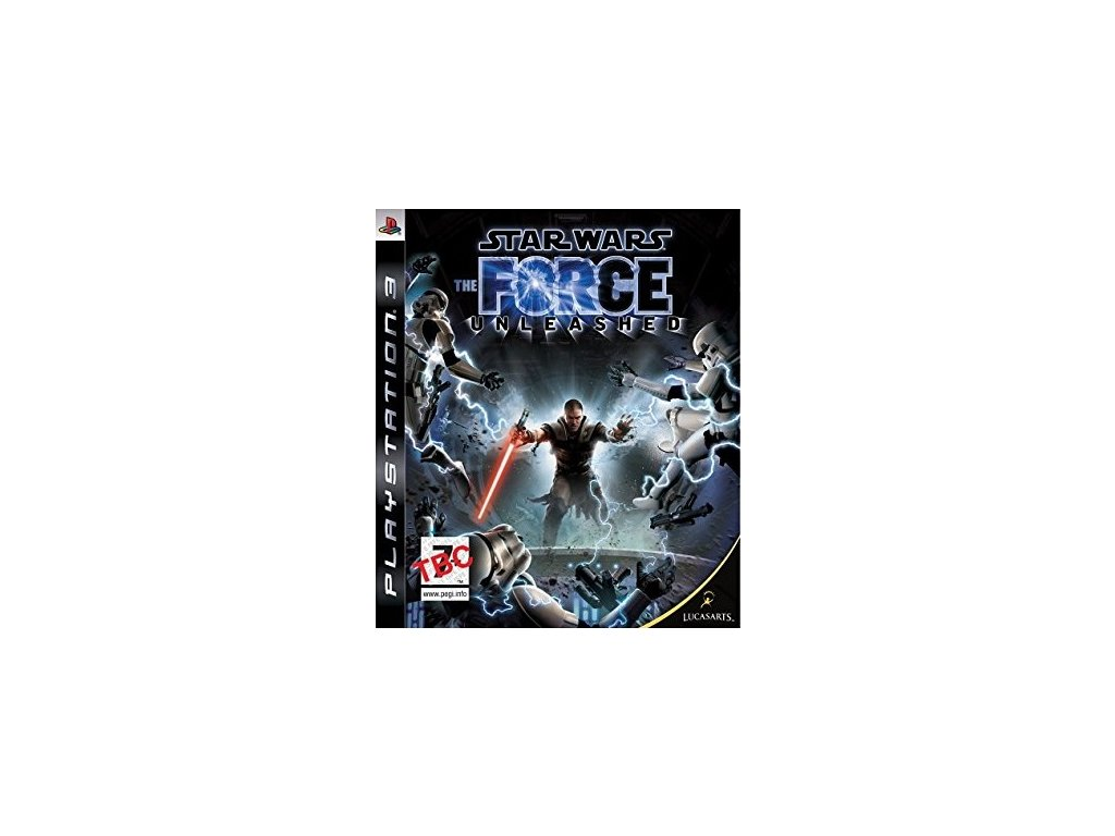 PS3 Star Wars The Force Unleashed