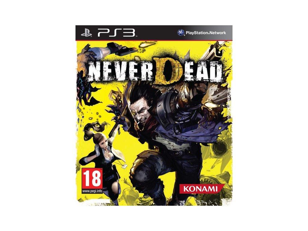 PS3 NeverDead