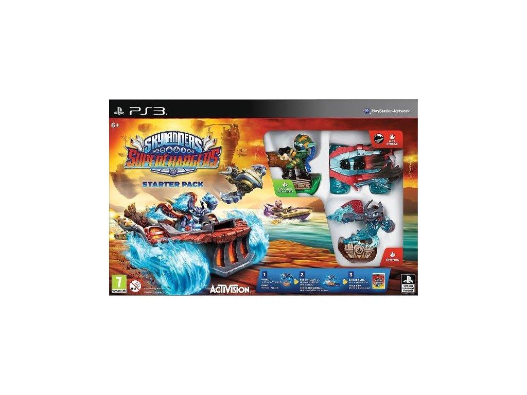 PS3 Skylanders SuperChargers Starter Pack