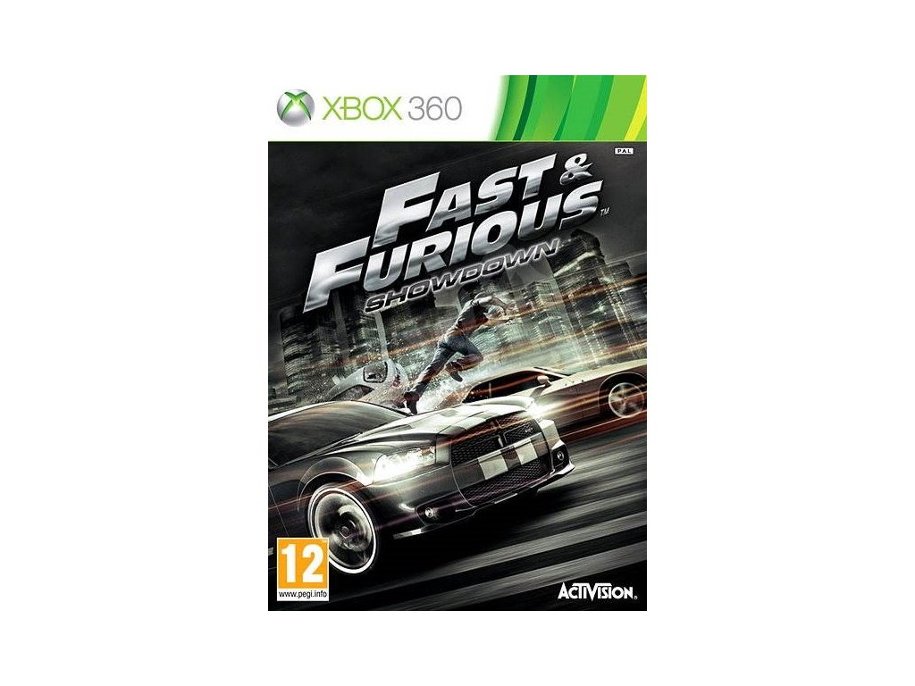 X360 Fast and Furious Showdown