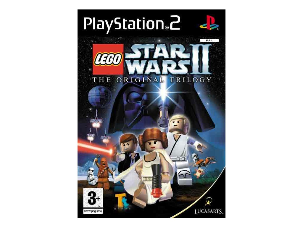 lego star wars 2 ps2