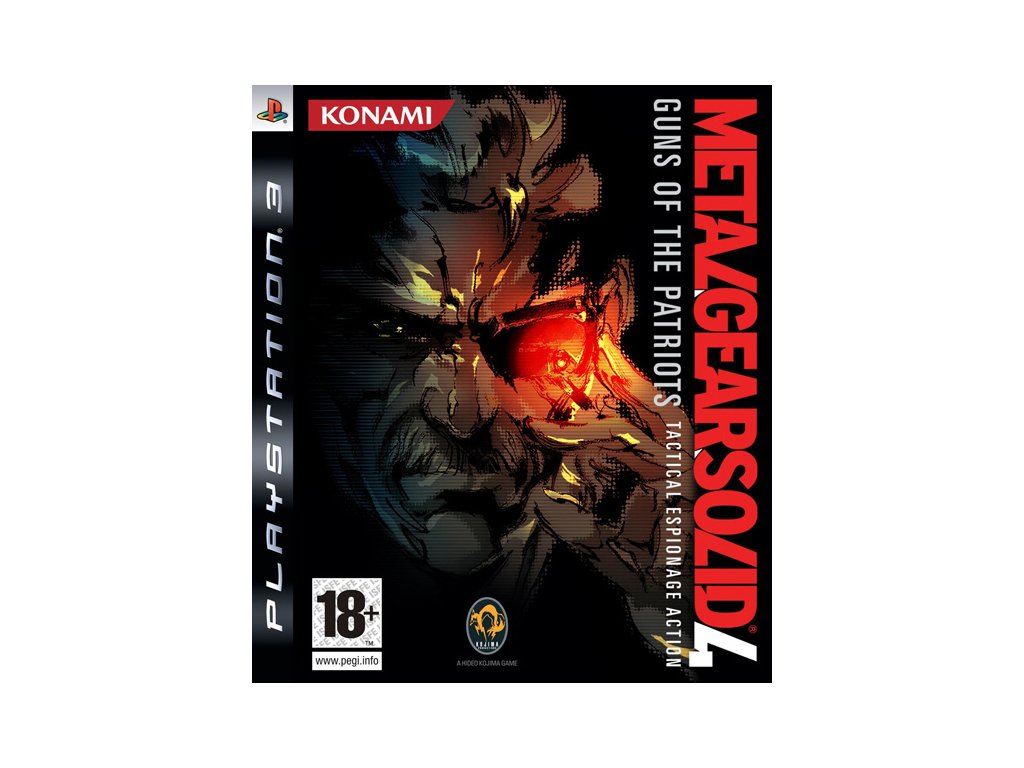 vyr 347metal gear solid 4 guns of the patriots greatest hits ps3 import