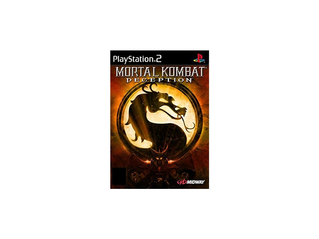PS2 Mortal Kombat Deception