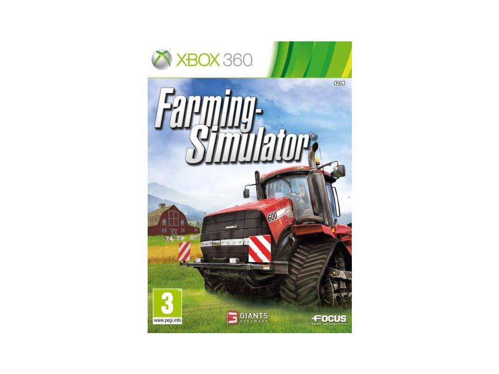 X360 Farming Simulator