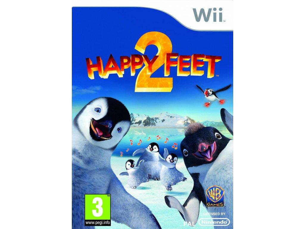 Wii Happy Feet 2