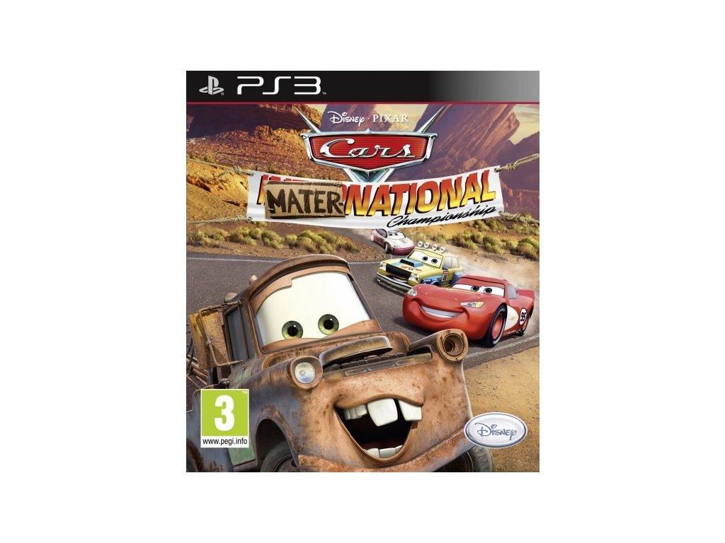 PS3 Disney Cars Mater-National Championship