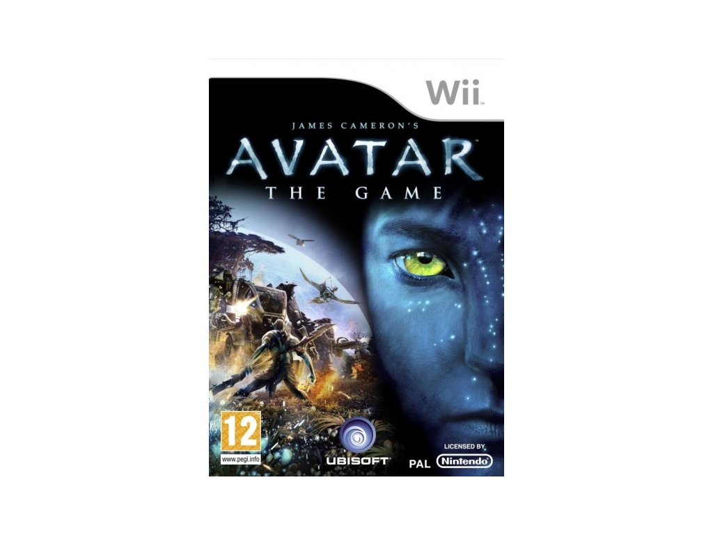 Wii James Camerons Avatar The Game