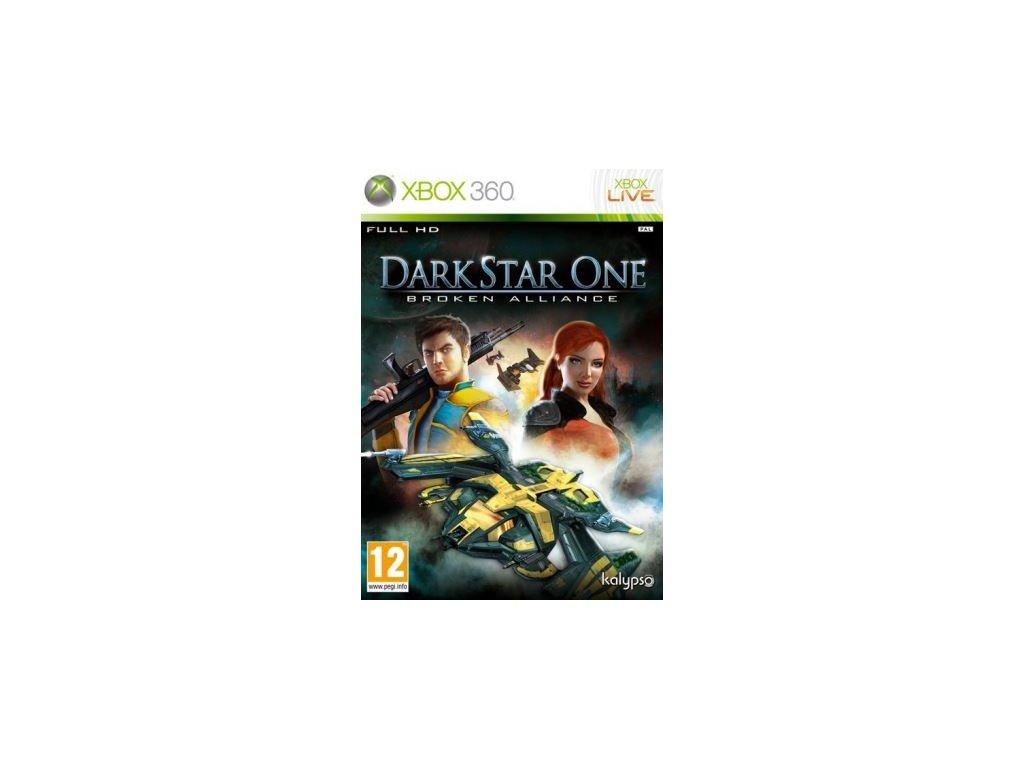 X360 Darkstar One Broken Alliance