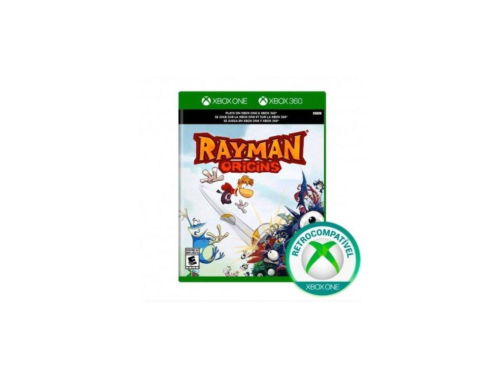 xone rayman origins compativel x360 xone