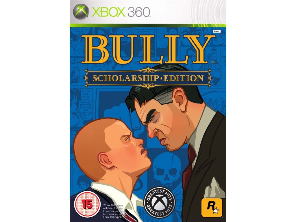 X360 Bully Scholarship Edition