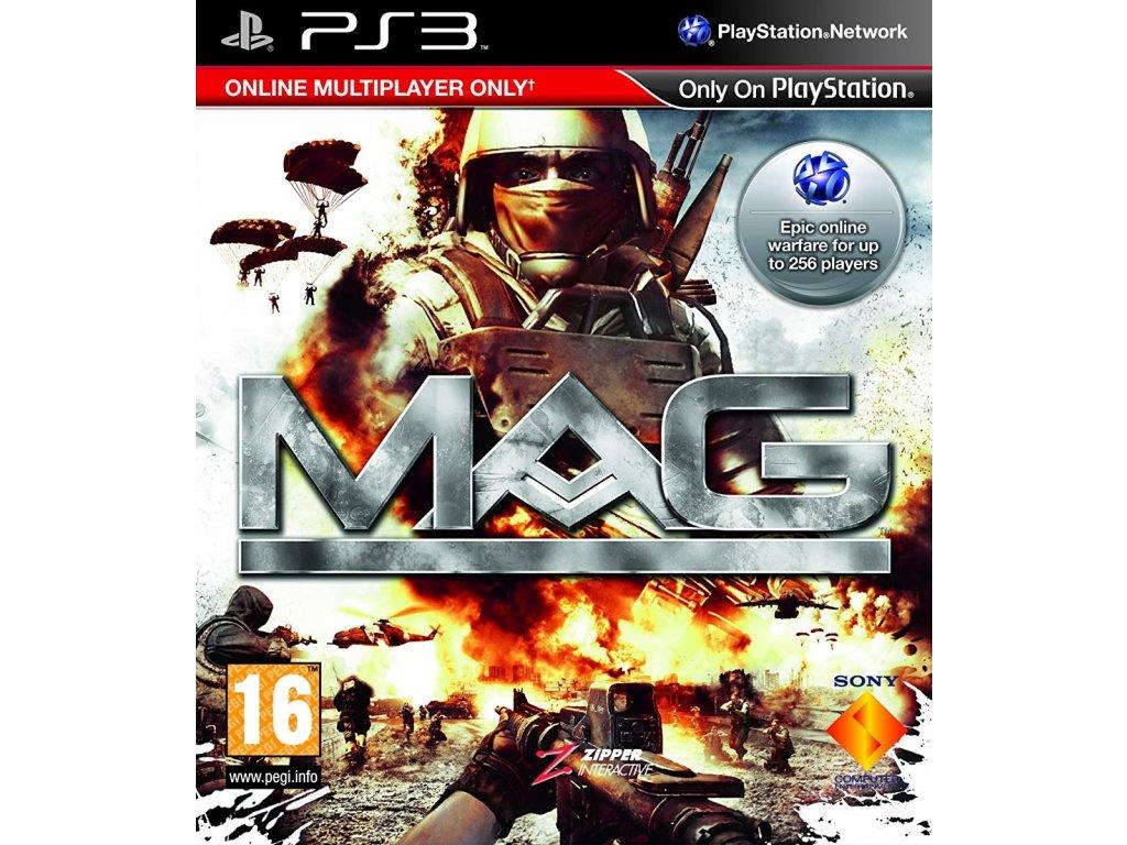 PS3 MAG
