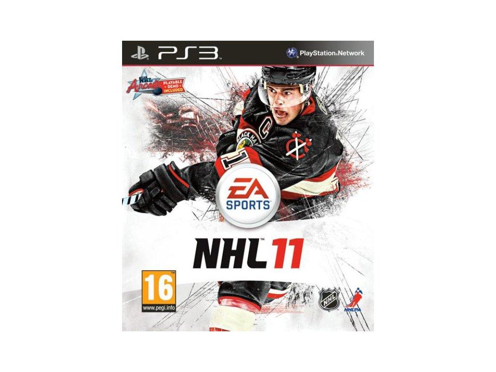 PS3 NHL 11 CZ