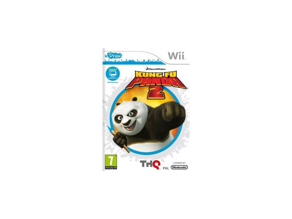 udraw kung fu panda 2 wii