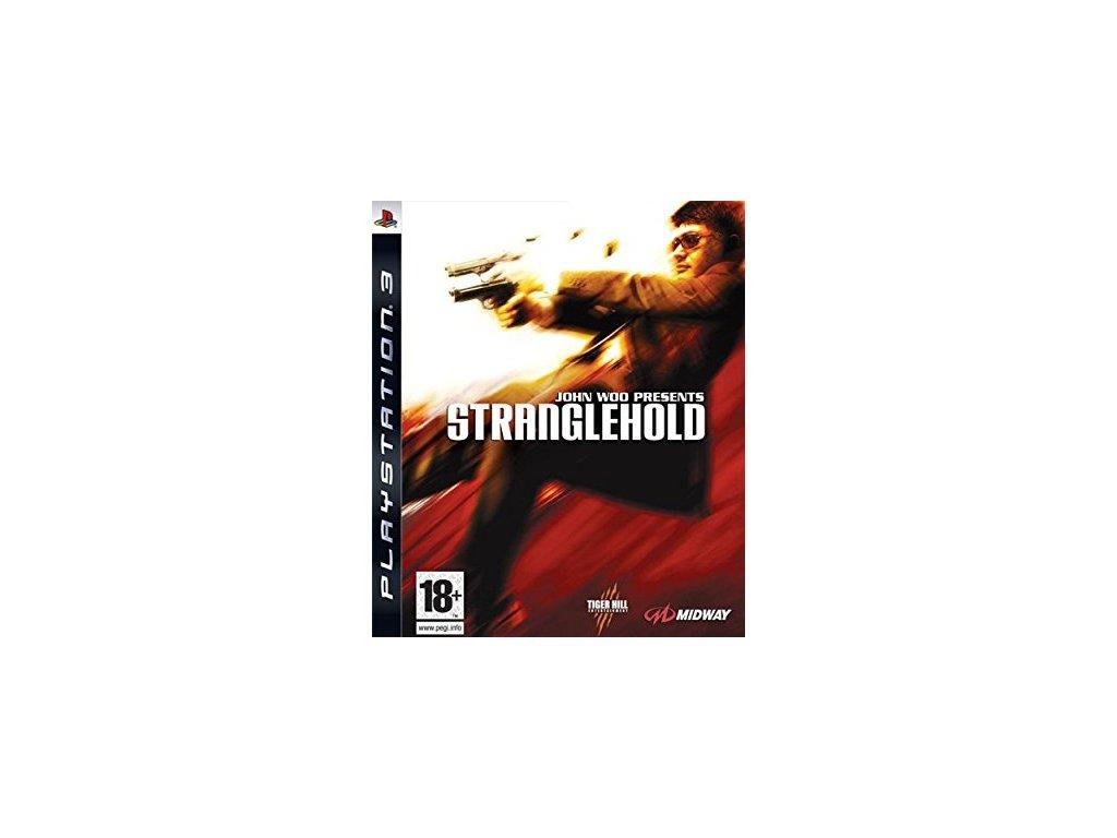 PS3 John Woo Presents Stranglehold