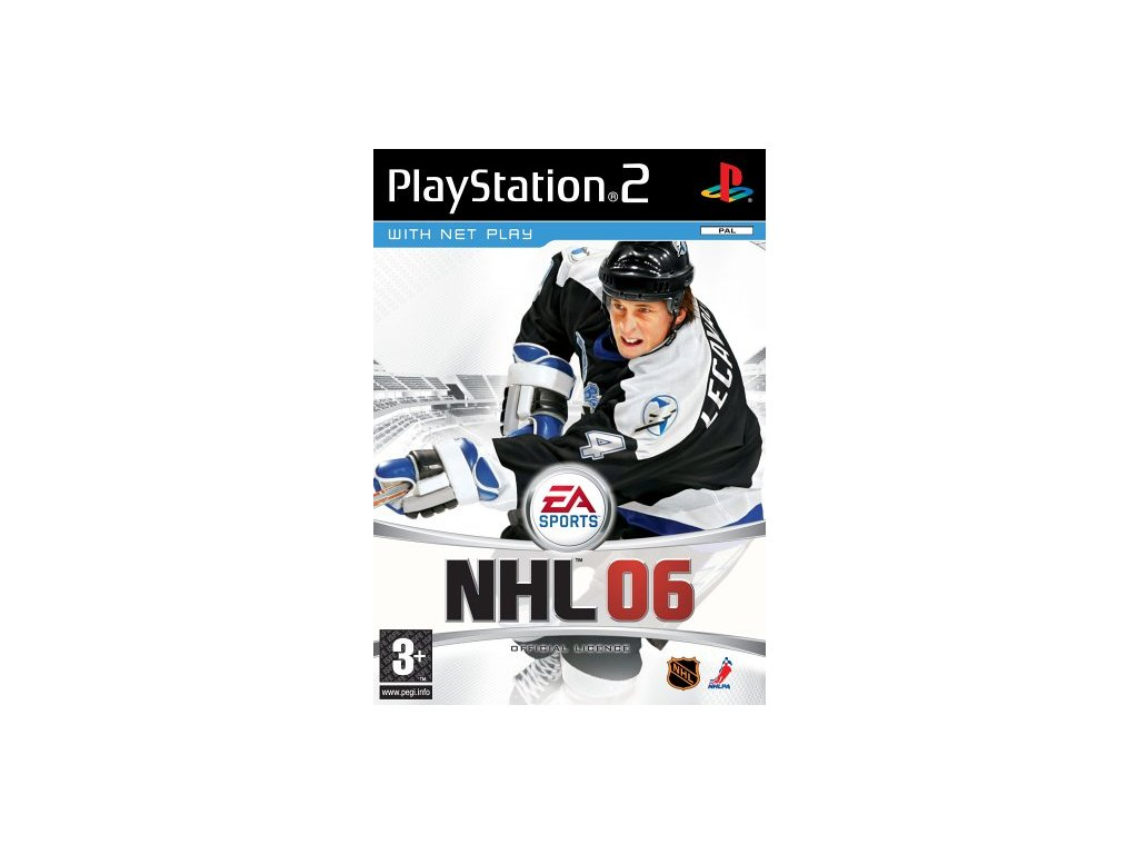 PS2 NHL 06 CZ