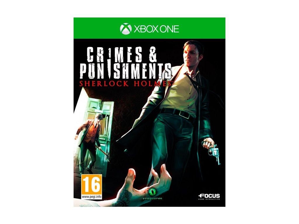 XONE Sherlock Holmes Crimes and Punishments