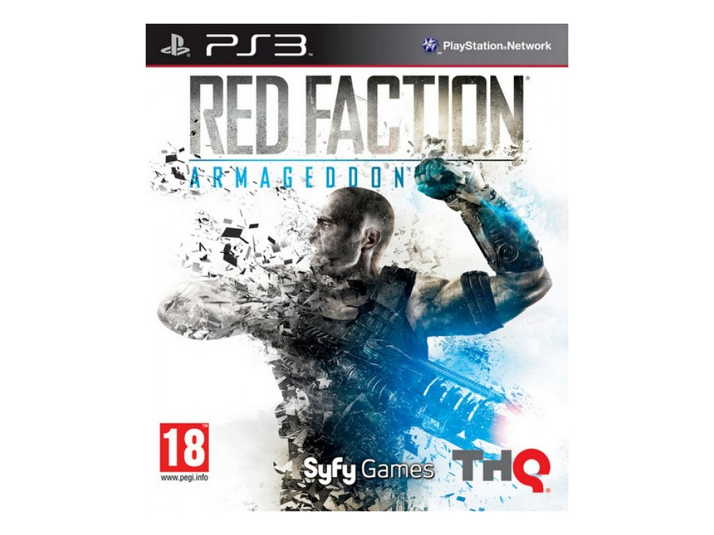 PS3 Red Faction Armageddon