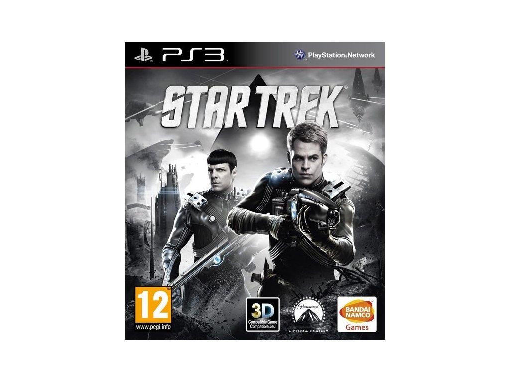 PS3 Star Trek The Videogame