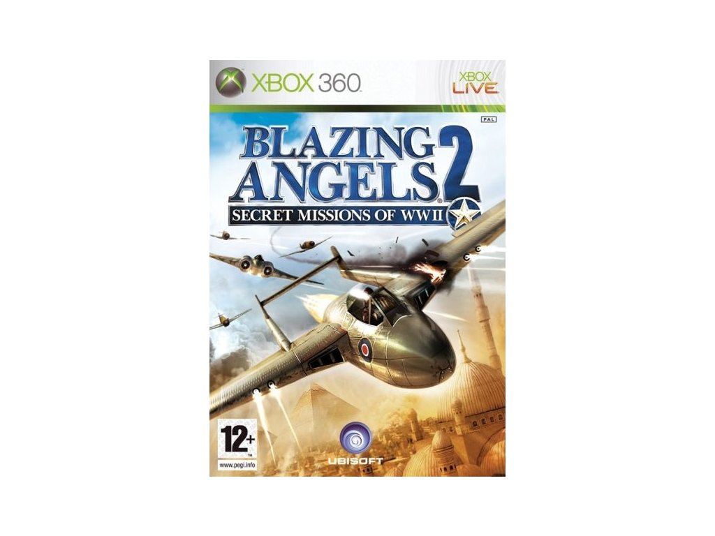 X360 Blazing Angels 2 Secret Missions of WWII