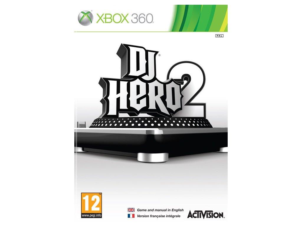 X360 DJ Hero 2