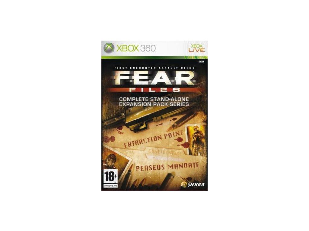 X360 FEAR Files