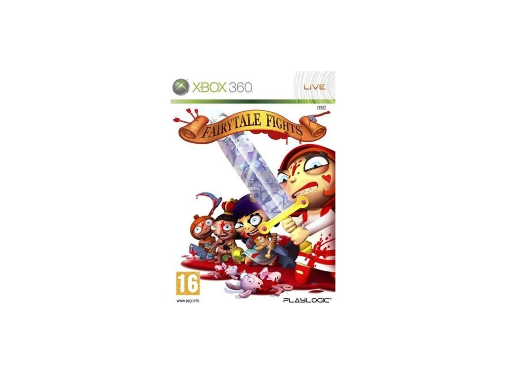 X360 Fairytale Fights