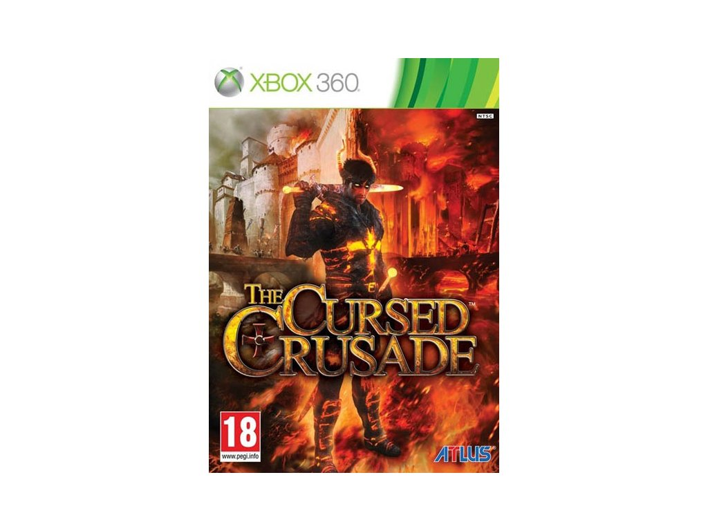 the cursed crusade xbox360 1