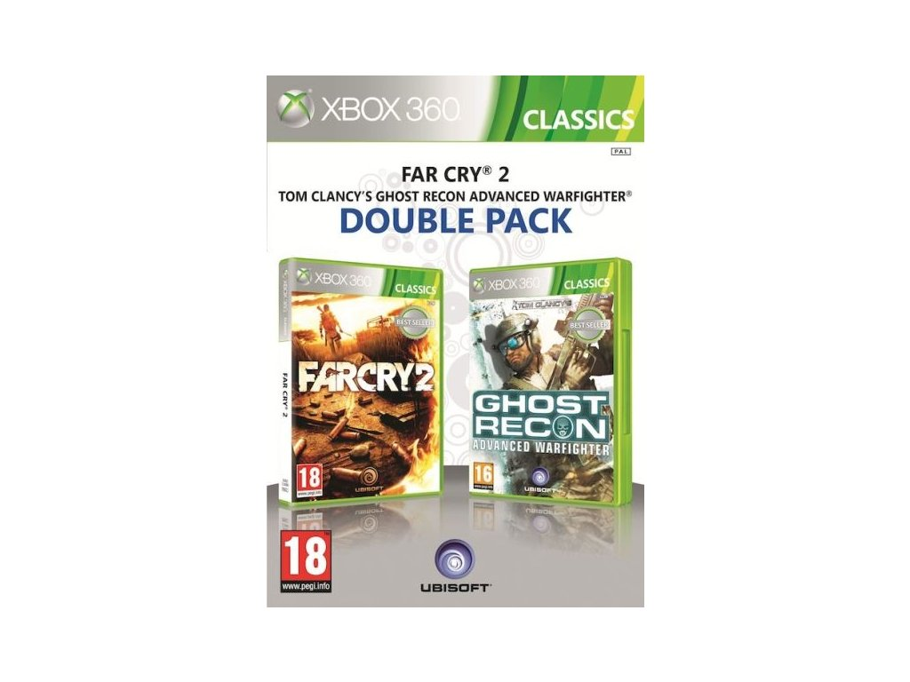 far cry 2 tom clancy s ghost recon advanced warfighter x360