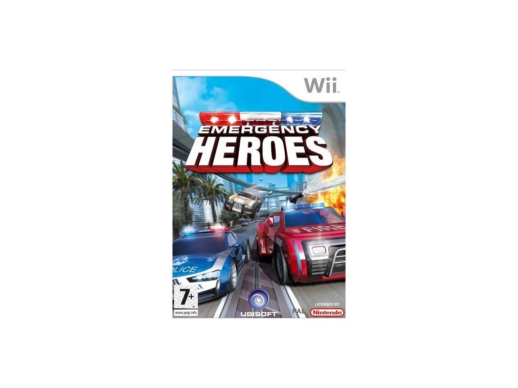 Wii Emergency Heroes