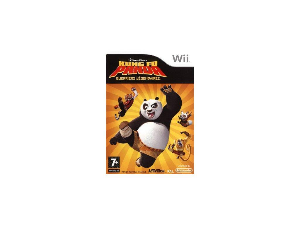 Wii Kung Fu Panda Legendary Warrior