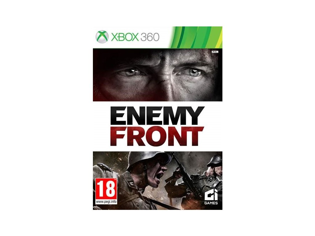 X360 Enemy Front