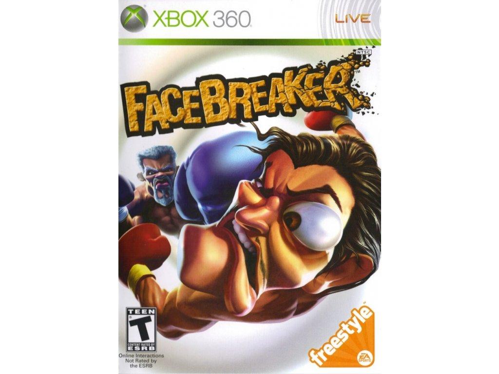 X360 Facebreaker