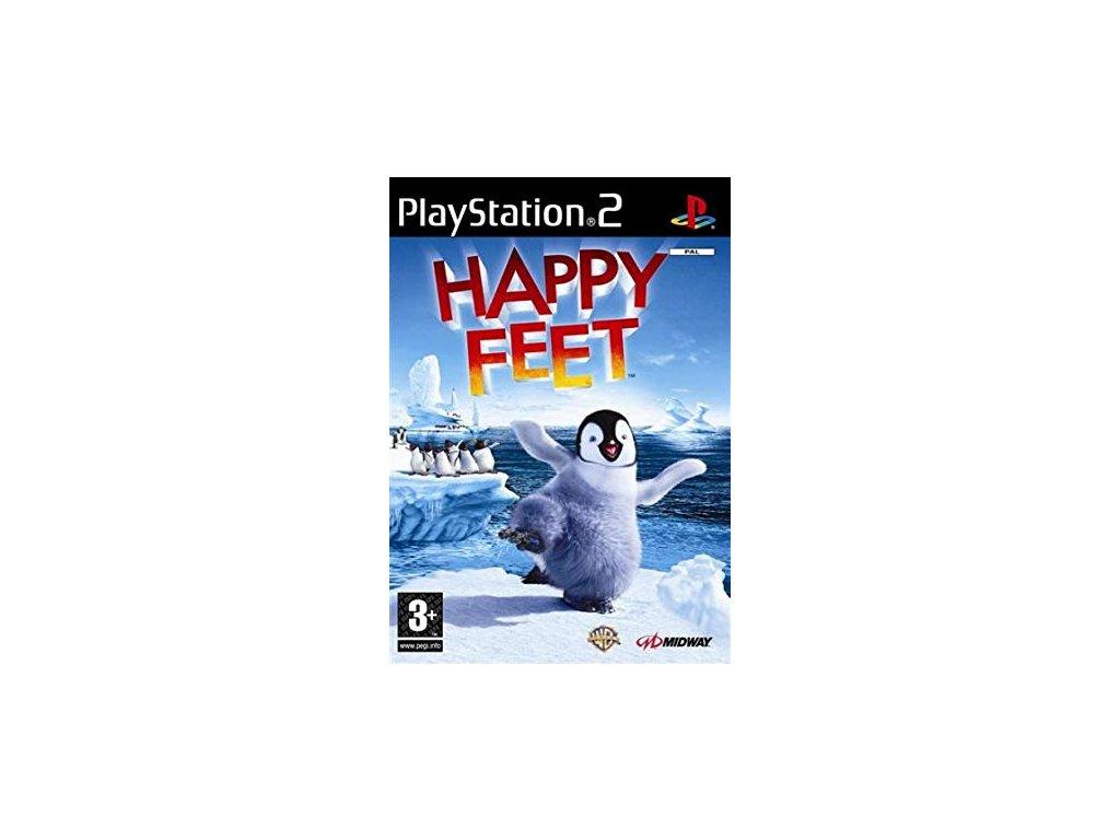 PS2 Happy Feet