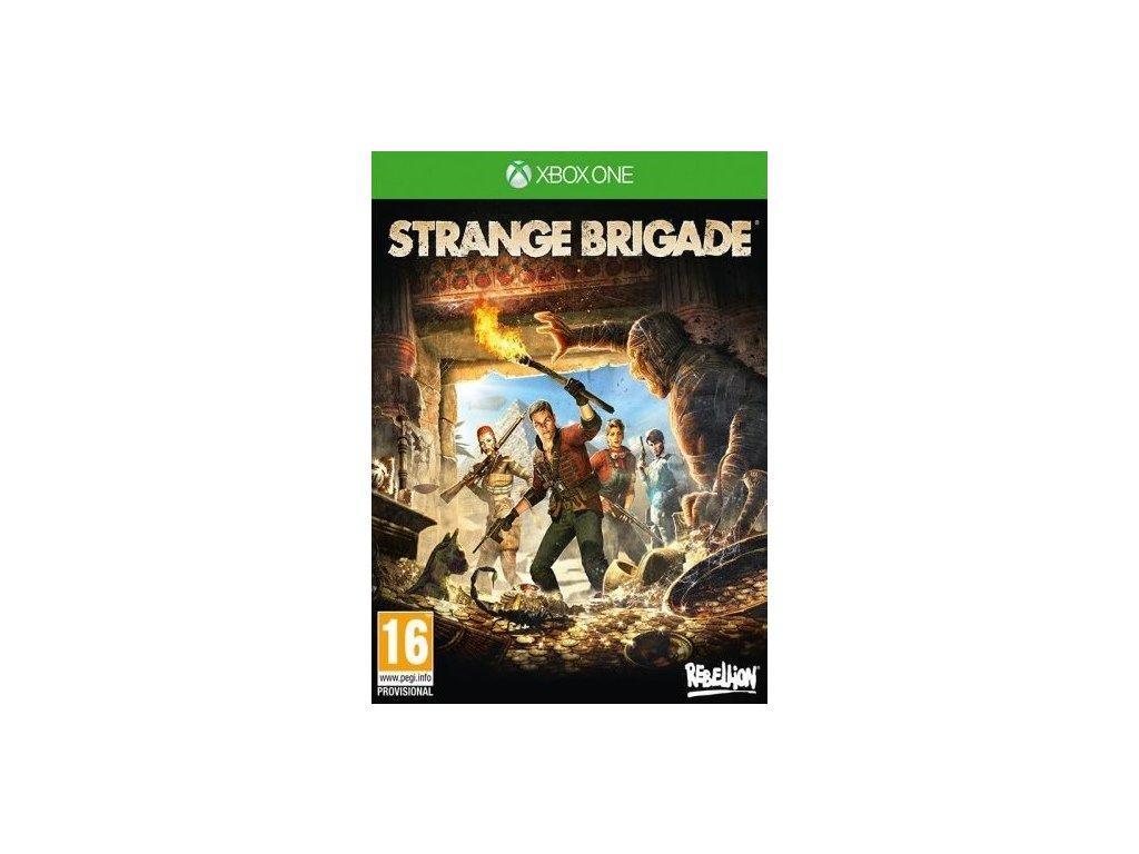 XONE Strange Brigade