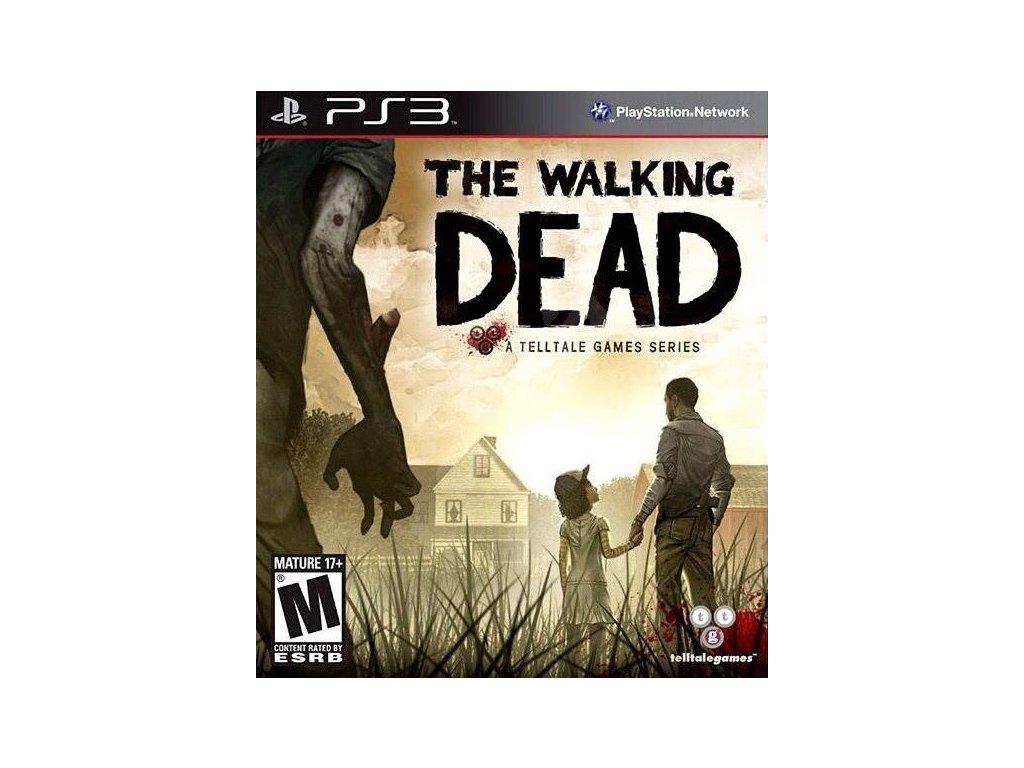 PS3 The Walking Dead A Telltale Games Series