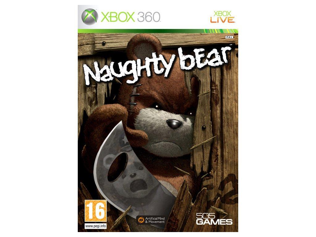 X360 Naughty Bear