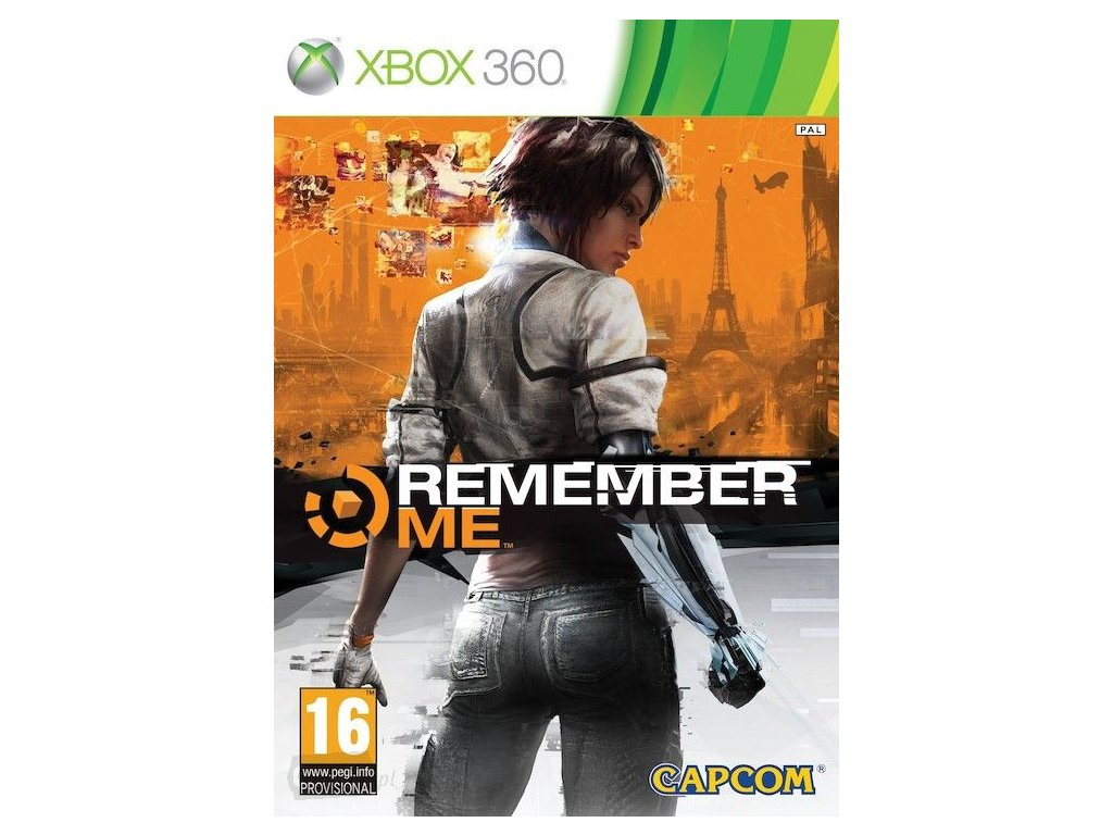 i remember me gra xbox 360