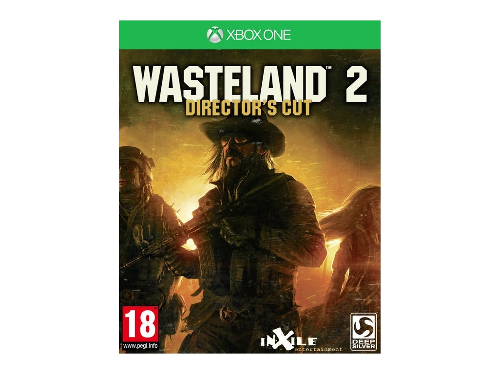 XONE Wasteland 2 Directors Cut