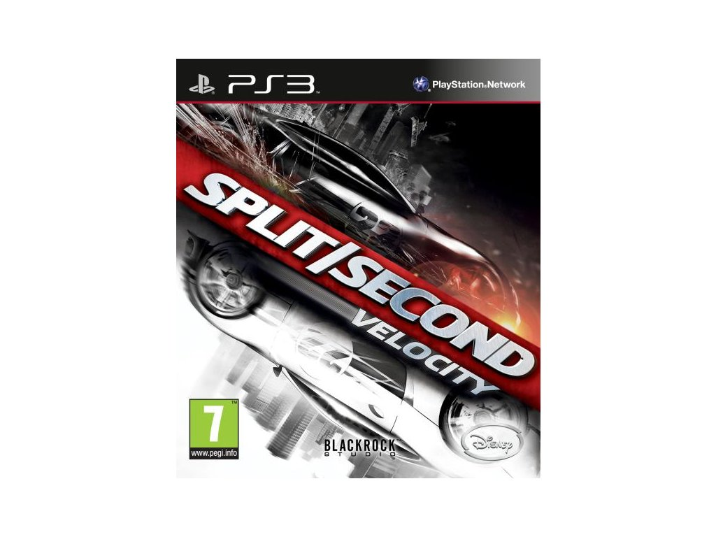 PS3 Split/Second Velocity