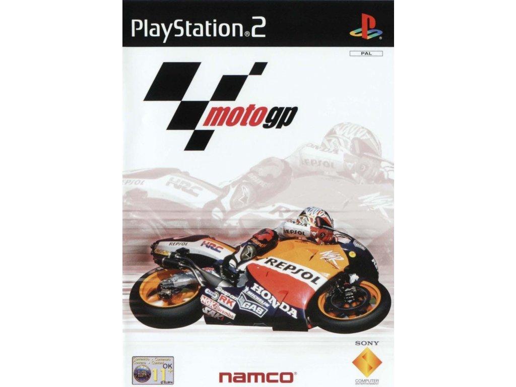 PS2 MotoGP