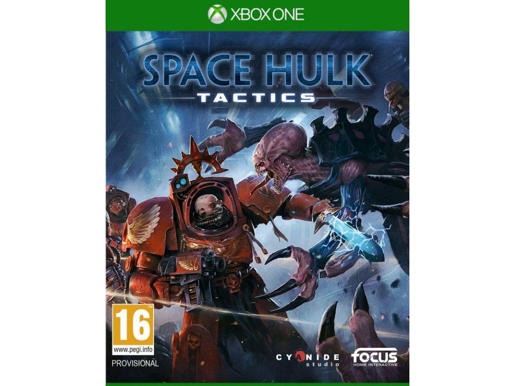XONE Space Hulk Tactics - jen hra