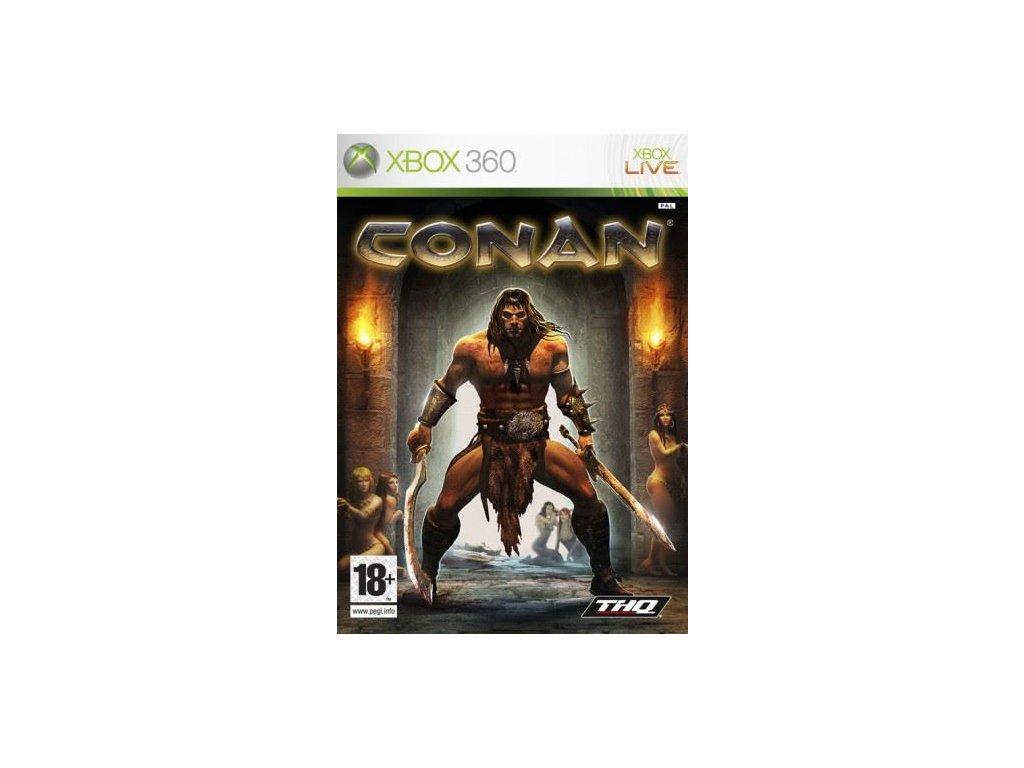X360 Conan