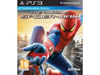 PS3 The Amazing Spiderman