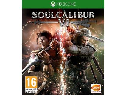 XONE SoulCalibur VI - jen hra