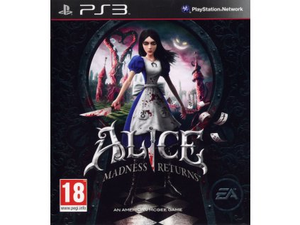 235644 alice madness returns playstation 3 front cover