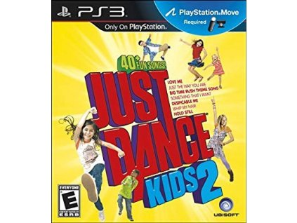 PS3 Just Dance Kids 2